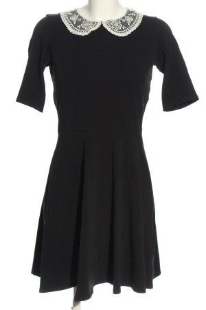 Dorothy Perkins Etuikleid schwarz-weiß Casual-Look