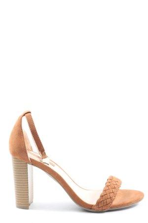 Dorothy Perkins High Heel Sandaletten nude Elegant