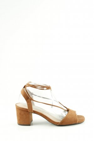 Dorothy Perkins High Heel Sandaletten braun Casual-Look
