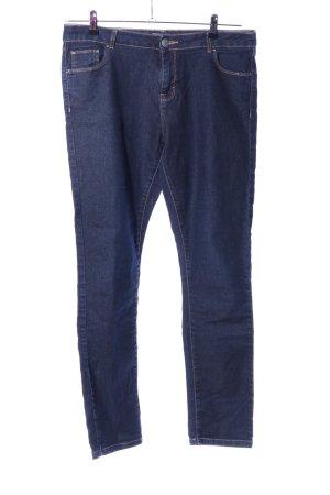 Dorothy Perkins Jeans a vita alta blu stile casual