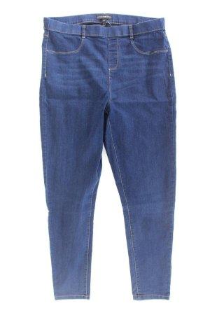 Dorothy Perkins Jeggings blue-neon blue-dark blue-azure cotton