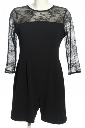 Dorothy Perkins Jumpsuit schwarz Elegant