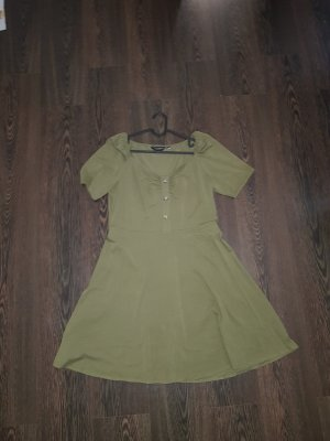 Dorothy Perkins Summer Dress green grey-khaki