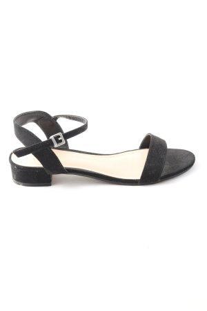 Dorothy Perkins Komfort-Sandalen schwarz Casual-Look