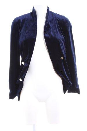 Dorothy Perkins Kurz-Blazer blau Business-Look