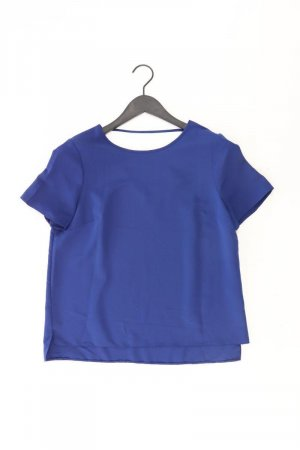 Dorothy Perkins Short Sleeved Blouse blue-neon blue-dark blue-azure polyester