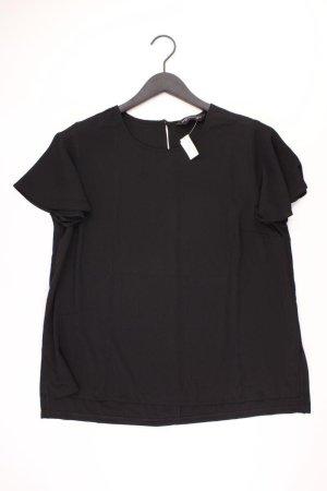 Dorothy Perkins Short Sleeved Blouse black polyester