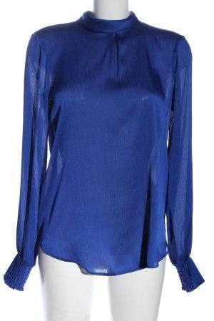 Dorothy Perkins Camicetta a maniche lunghe blu stile professionale