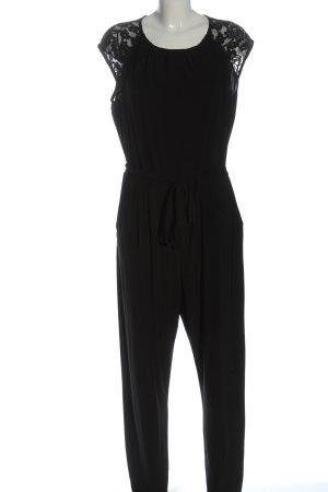 Dorothy Perkins Langer Jumpsuit schwarz Casual-Look