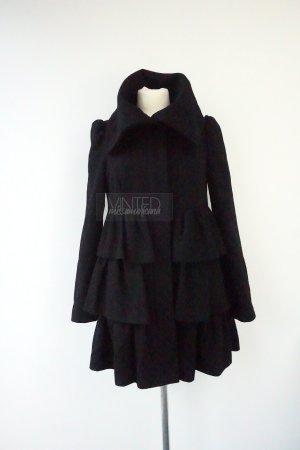 Dorothy Perkins Winter Coat black
