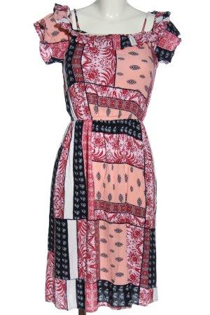 Dorothy Perkins Midikleid abstraktes Muster Elegant