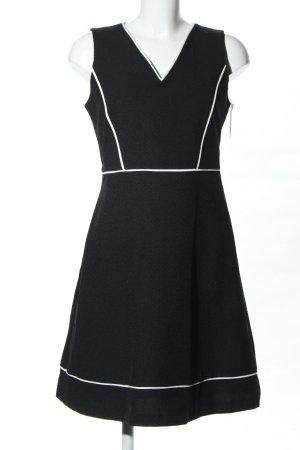 Dorothy Perkins Minikleid schwarz-weiß Business-Look