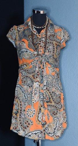 "Dorothy Perkins ""Psychedelic"" Shirt Dress"
