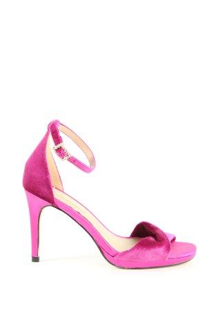 Dorothy Perkins Riemchenpumps pink Casual-Look
