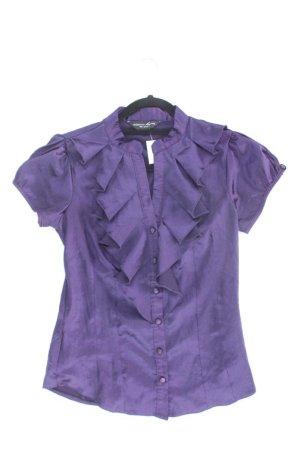 Dorothy Perkins Ruffled Blouse lilac-mauve-purple-dark violet polyester
