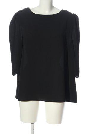Dorothy Perkins Slip-over Blouse black elegant