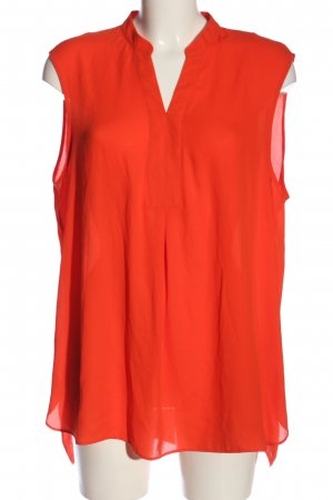 Dorothy Perkins Schlupf-Bluse rot Business-Look