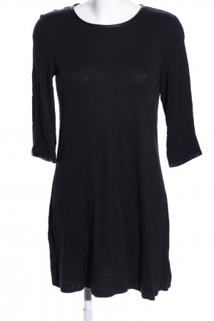 Dorothy Perkins Shirtkleid schwarz Business-Look