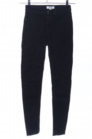 Dorothy Perkins Skinny Jeans schwarz Business-Look