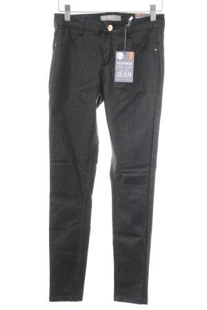 Dorothy Perkins Skinny Jeans schwarz Street-Fashion-Look