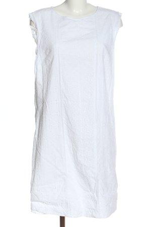 Dorothy Perkins Sommerkleid weiß abstraktes Muster Casual-Look