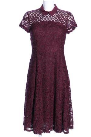Dorothy Perkins Spitzenkleid rot Elegant