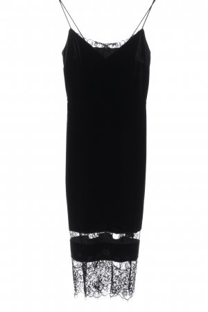 Dorothy Perkins Trägerkleid schwarz Elegant