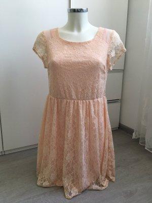 Dotti Lace Dress pink-light pink