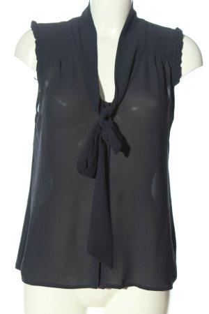 Dotti Short Sleeve Shirt light grey casual look