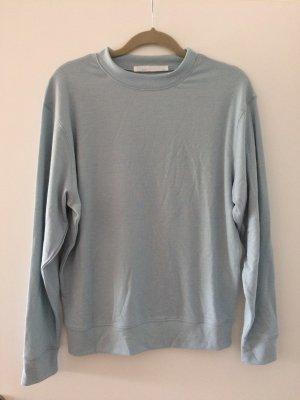 Double Zero Sweatshirt Größe S hellblau SALE