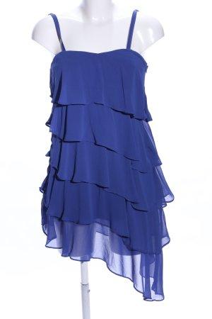 Double Zero Trägerkleid blau Casual-Look