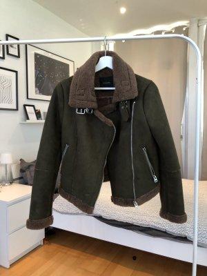 Doubleface Jacke von Zara