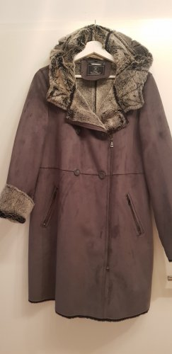 Rino & Pelle Duffle-coat multicolore acrylique