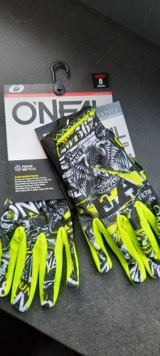 ONEILL Rękawiczki czarny-żółty neonowy