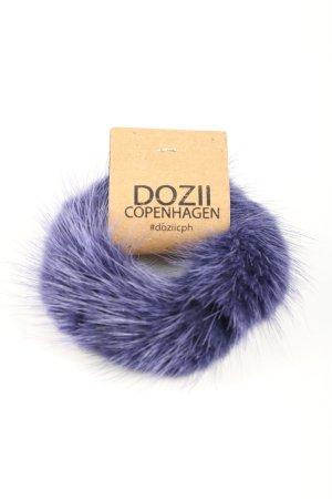 Dozii Copenhagen Haarband blau Casual-Look