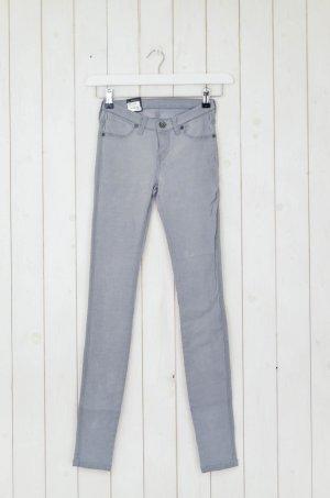 DR.DENIM Damen Jeans Mod. Kissy Light Grey Used Skinny Stretch Gr.S Neu!
