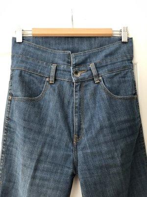 Dr. Denim Jeans* high waist* blau* Gr 27