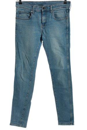 DR DENIM JEANSMAKERS Slim Jeans blau Casual-Look