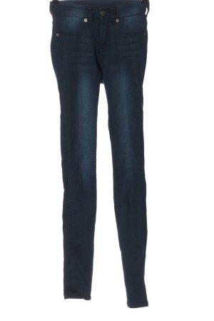 Dr. Denim Jeans a sigaretta blu stile casual