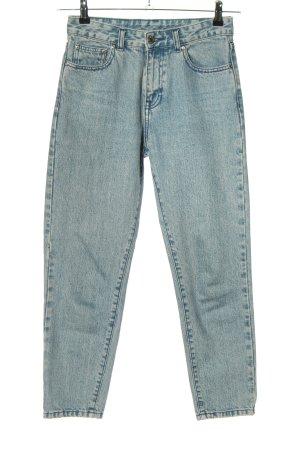 Dr. Denim Slim Jeans blau Casual-Look