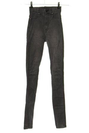 Dr. Denim Slim Jeans hellgrau Casual-Look