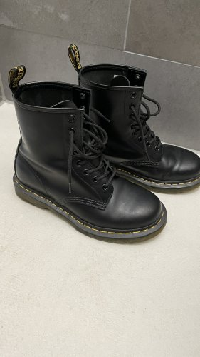 Dr. Martens 1460 Boot, Gr. 38, schwarz