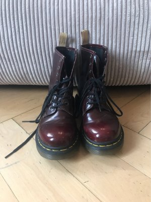 Doc Martens Lace-up Boots multicolored