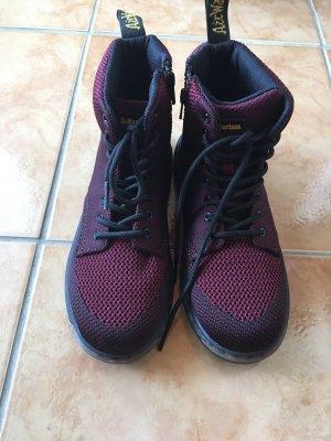 Dr. Martens Short Boots bordeaux