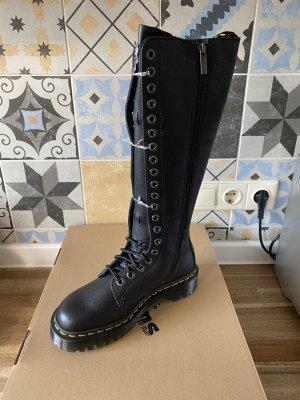 Dr. Martens Lace-up Boots black