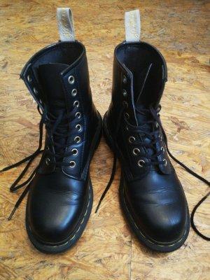 Doc Martens Aanrijg laarzen zwart Leer
