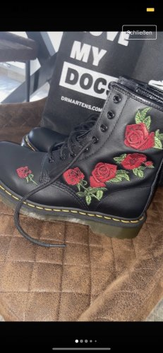 Dr. Martens Ankle Boots multicolored