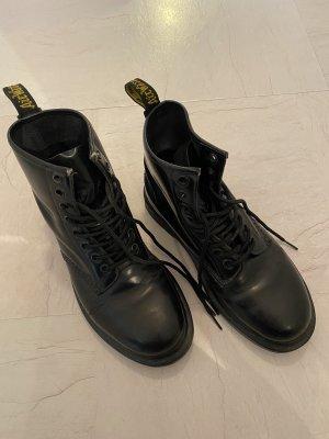 Doc Martens Aanrijg laarzen zwart