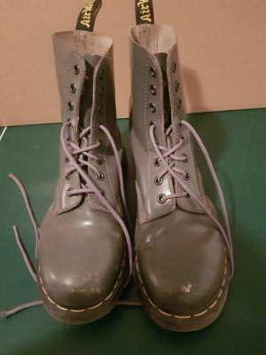 DRMTM Lace-up Boots grey