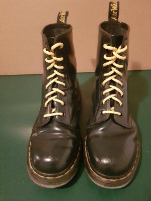 DRMTM Lace-up Boots black